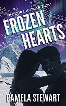 Frozen Hearts, the first book in the young adult science fiction and fantasy trilogy, the Ionia Chronicles.
